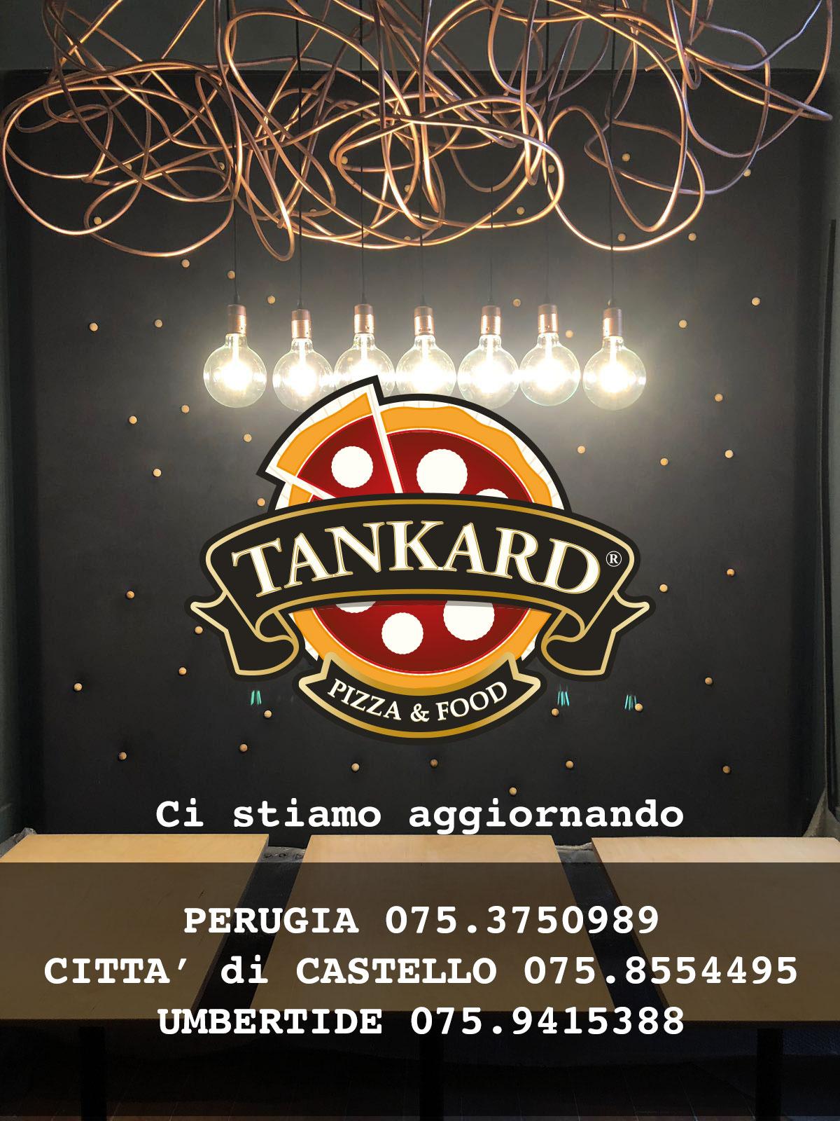 Tankard Pizza & Food